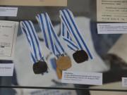Medaillensatz zu den Weltmeisterschaften der Junioren in Brandenburg an der Havel 1985, Leihgabe: Regattastrecke Beetzsee