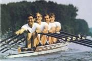 Karl-Heinz Bußert (vorn) Jahrgang 1955, geboren in Kirchmöser, trainierte zuerst bei der BSG Motor Plaue.  Erfolge: ein Olympiasieg, fünf  Weltmeistertitel, zweifacher Vizeweltmeister