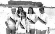 Henrietta Hildebrandt (im Mannschaftsbild links)