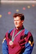 Matthias Röder, Jahrgang 1972, geboren in Hohenmölsen, erlernte das Kanufahren beim ESV Kirchmöser, Erfolge: Bronzemedaille bei Weltmeisterschaften, Meistertitel und mehrere Medaillen bei Deutschen Meisterschaften