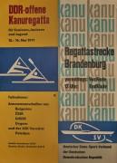 DDR offene Kanuregatta