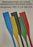 1985-PlakatWMRudern1985V01577Ke
