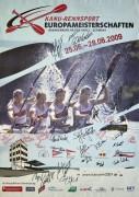 Kanu Europameisterschaften 2009